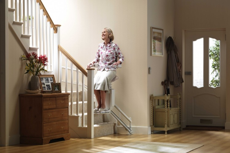 Stairlift Installation in Sussex