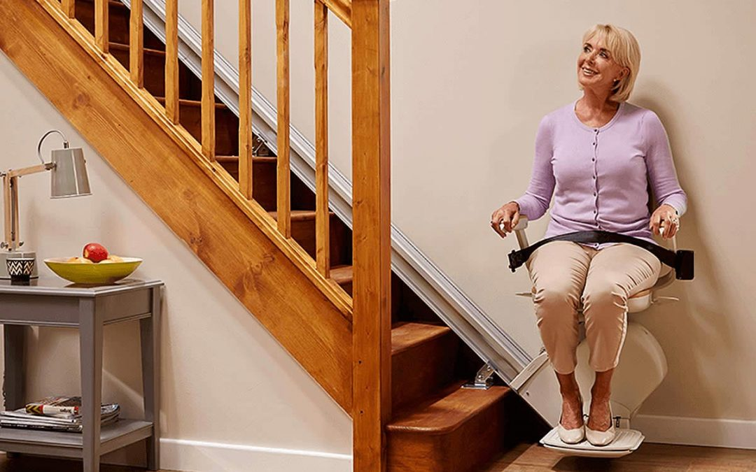 3 Types Of Curved Stairlift Installation In Sussex To Choose From