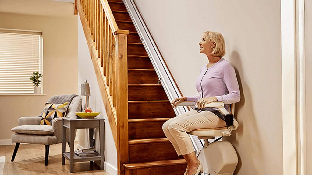 Straight Staircase Stairlifts in West Sussex