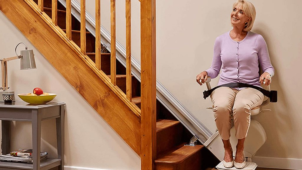 Straight Stairlifts in West Sussex