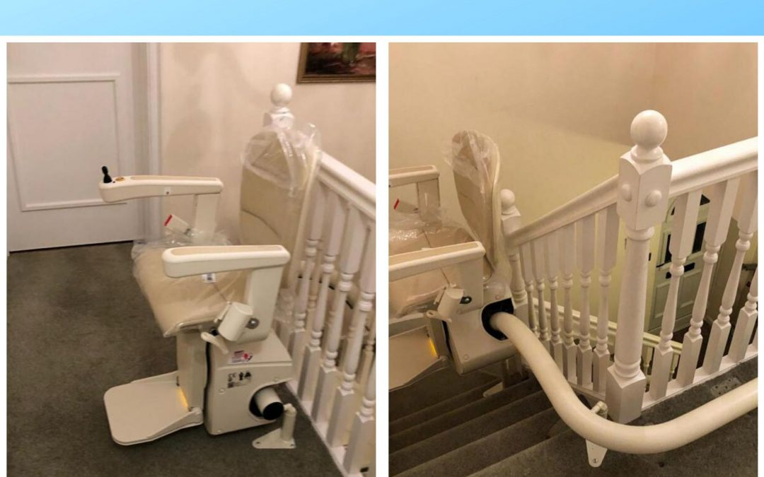 Ensure Your Aging Parents' Safety With Home Stairlift Installation