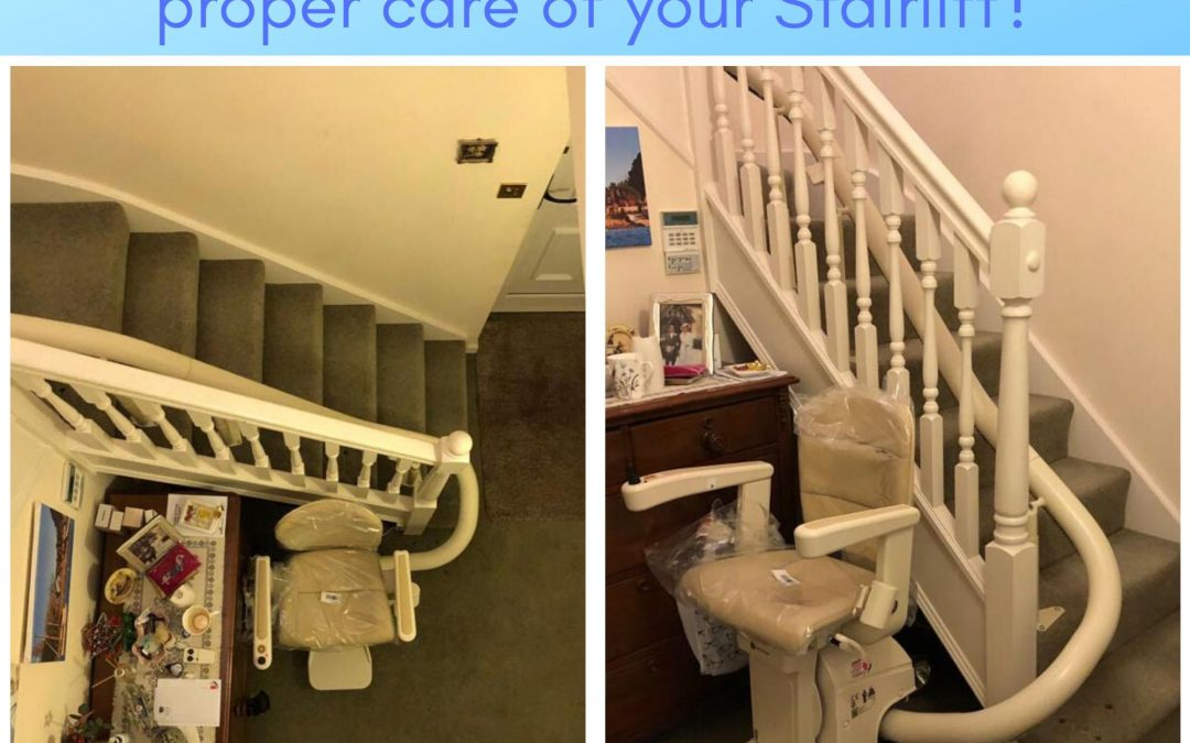 How to take proper care of your Stairlift?